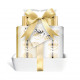 Gift set Gold Vanilla 3 pieces with ceramic scarf
