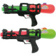 Water gun XL 38cm 2 colors assorted with tank