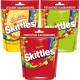 Food Skittles 160g 3-fach sortiert