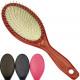 Hairbrush massage without knobs 21cm