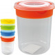 Fresh Fruit Canning Color Line 13,5x11cm round 4co