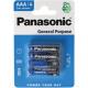 Batería Panasonic AAA paquete de 4