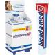 Toothpaste Blend-a-med 75ml 432er Display assorted