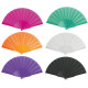 Spanish hand fan in 24x Display each 23x2cm