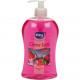 Soap liquid Elina 500ml Strawberry with dispenser