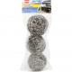 Stainless steel cleaning coil 3x20g in the bag