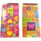 Matches 50s, spring motifs