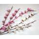 Apple blossoms or cherry blossom shrub 57cm