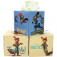Handkerchiefs Disney 56er Cube Box Zootropolis