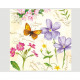 Napkins Premium 20x 33x33cm 3-ply Butterfly