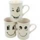 tasse à café 265ml / 9 OZ, 10 x 7,5 cm, 3x