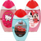 gel de ducha Disney 50ml 3- veces surtido