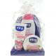 Elina GP Wildrose 3-part shower 250ml and cream