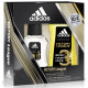 Adidas GP EdT 50ml + zuhany 250ml Victory League