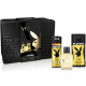 Playboy GP EDT 60ml + Douche 250 + Déodorant 150ml
