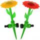 Wassersprenger Blume 33x10cm 2 Farben sortiert