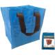 Carrying bag for bottles 21,5x16,5x24cm