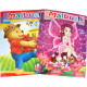 Coloring book Hologram DIN A4 32 pages 28x21,5cm