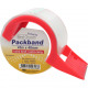 Adhesive tape packing tape including dispenser 45m