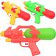 Watergun Space Gun 27cm with tank colored sor