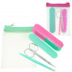 Nail manicure set 4 parts in mesh bag