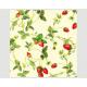 Premium napkins 20x 33x33cm, 3-ply strawberries