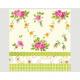 Premium napkins 20x 33x33cm, 3 ply, roses
