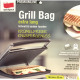 Toastbag for the contact grill 2er 16,5x32cm!