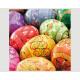 Premium napkins 20x 33x33cm, 3-ply, Easter eggs