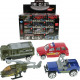Playset car metal assorted 1:64 in box im