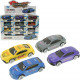 Playset car metal 12 times assorted 1:64 in box