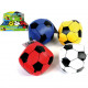 Softball Fußball 7,5cm 4 Farben sortiert im Displa