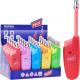 Mechero gas encendedor Trend colors extensible 8cm
