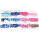 Scarf multifunction children 12- times assorted