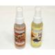 Ambientador spray 60ml en botella dosificadora.