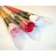 Savon Rose avec 52,5x5cm souches, couleurs assorti