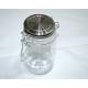 Storage Jar XL 12x8x4cm with stainless steel lid