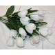 tulipes Bouquet 44x25cm avec 21 têtes de fleurs