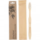 Toothbrush Elina Bamboo 1er in a folding box