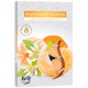 Tealight fragrance 6er Mandarine blossom in Faltsc