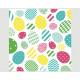 Premium napkins 20 pieces 33x33cm, colorful Easter