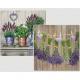 Premium Servietten 20er 33x33cm, Lavendel