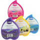 Scented air freshener gel CLEAN 150g 4- times asso