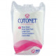 Cotton pads 40 oval make-up 100% coton