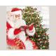 Napkins 'Santa Classic' 20, 3-ply 33x33cm