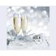 Servietten 'Champagner' 20er, 3-lagig 33x33cm