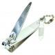 Nail clipper 5.5cm, chrome plated