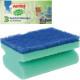 Sponge Crockery Cleaner 3er with handlebar 9,5