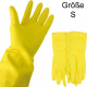 Rubber gloves small latex