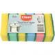Schwamm CLEAN für die Küche 6er 85x55x30mm